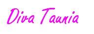 Diva taunia signature