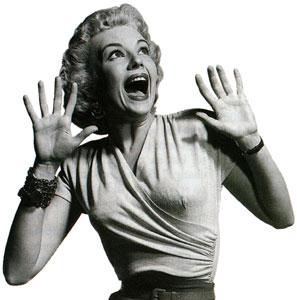 Woman-screaming