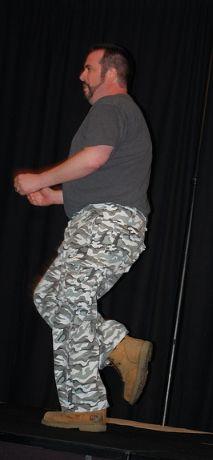ROB DANCING